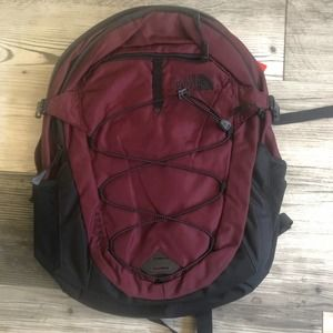 The North Face Borealis Deep Garnet